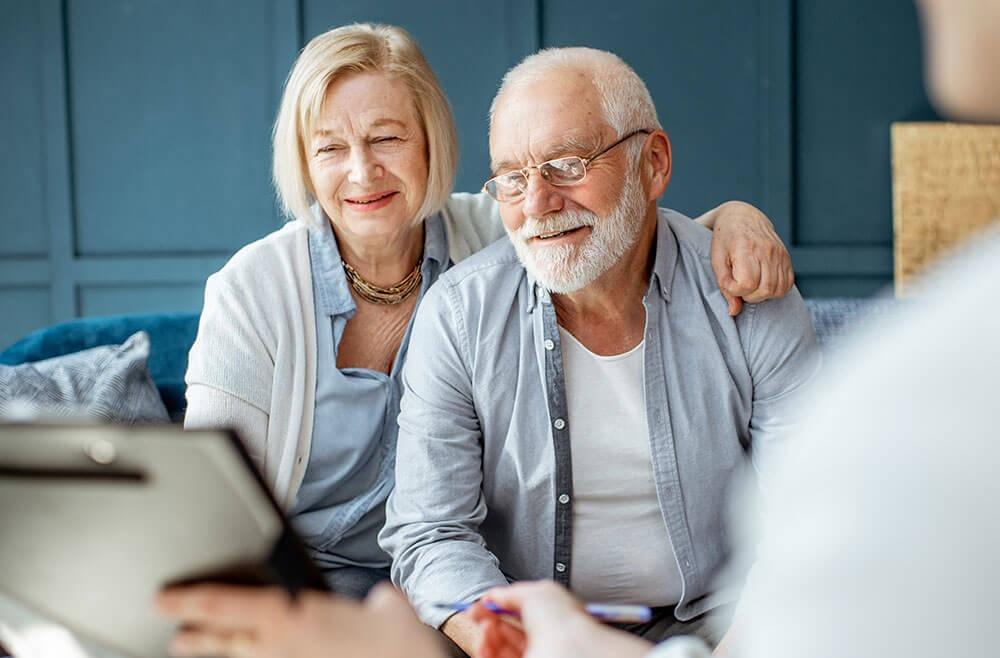 Long Term Care & Nursing Home Planning