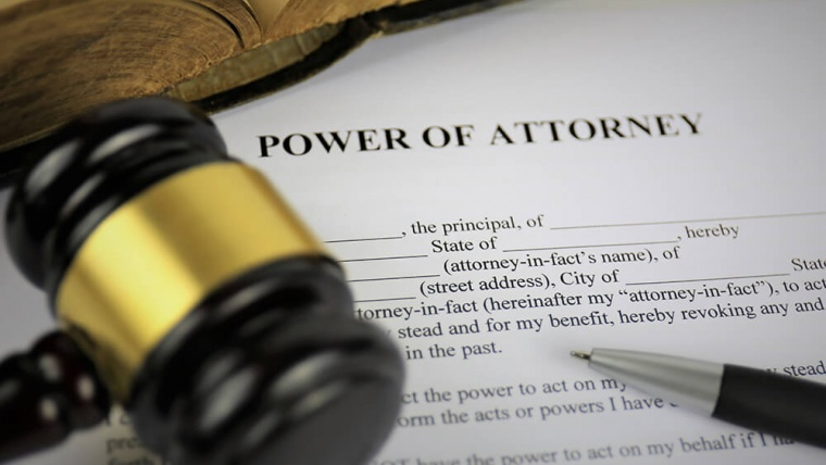 Medical/Health Care Power of Attorney